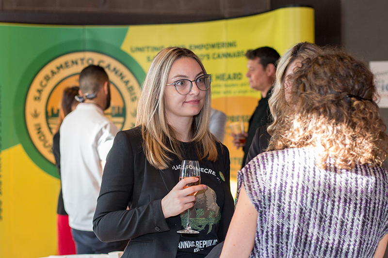 sacramento cannabis industry association event - SCIA